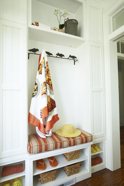 Southern Living House Plan Mudroom