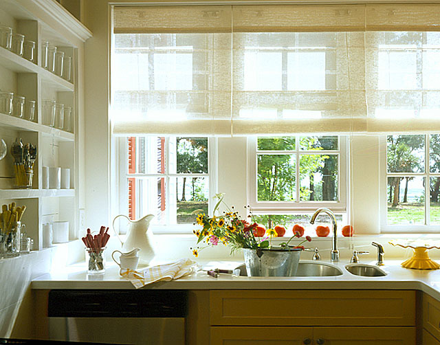 Southern Living House Plans, Cottage Kitchen