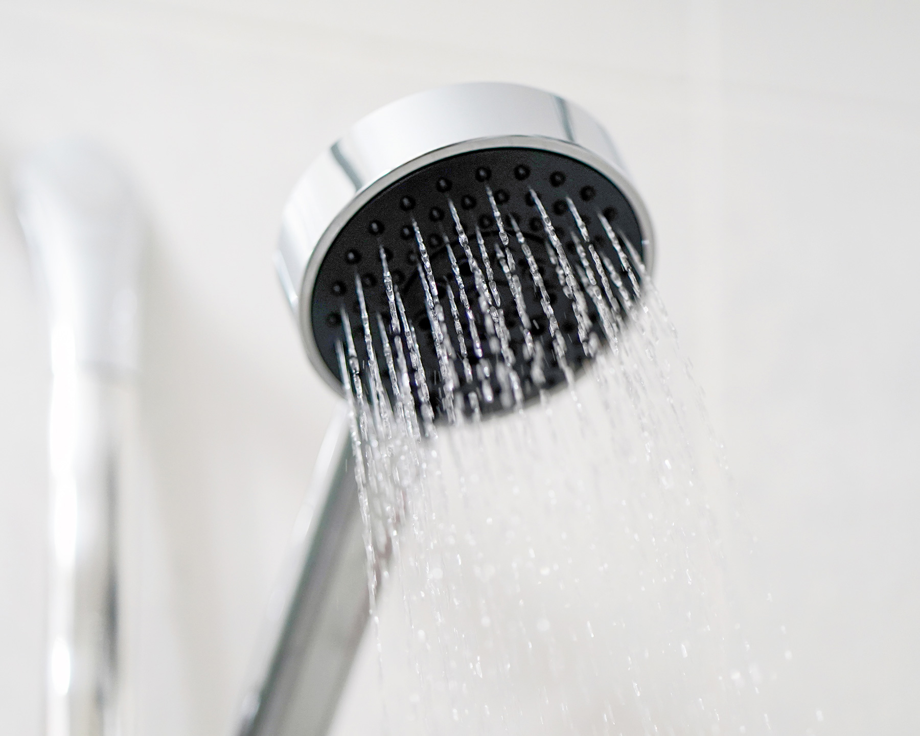 How to Save Water at Home: intall a low-flow showerhead