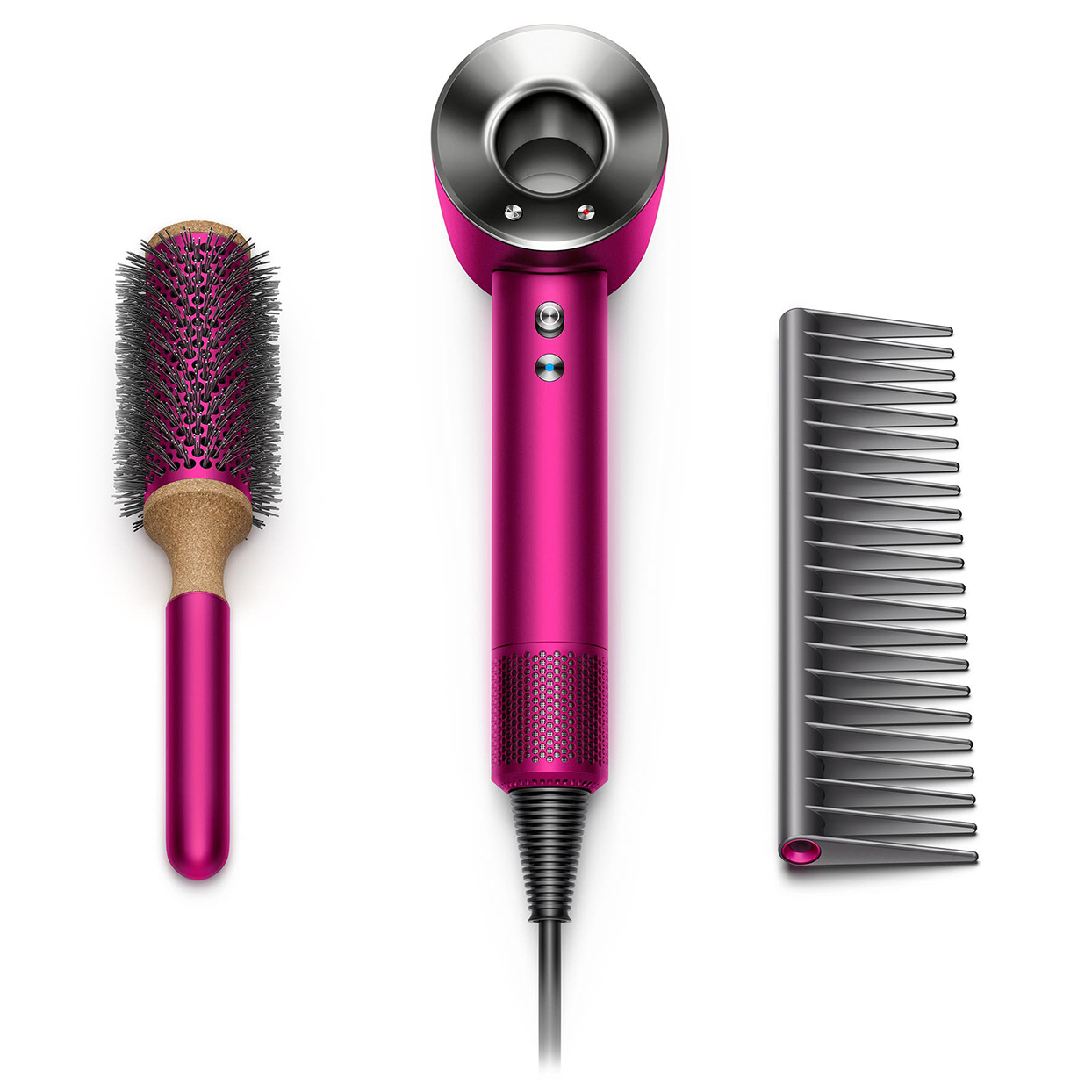 Supersonic Hair Dryer Fuchsia Gift Edition DYSON