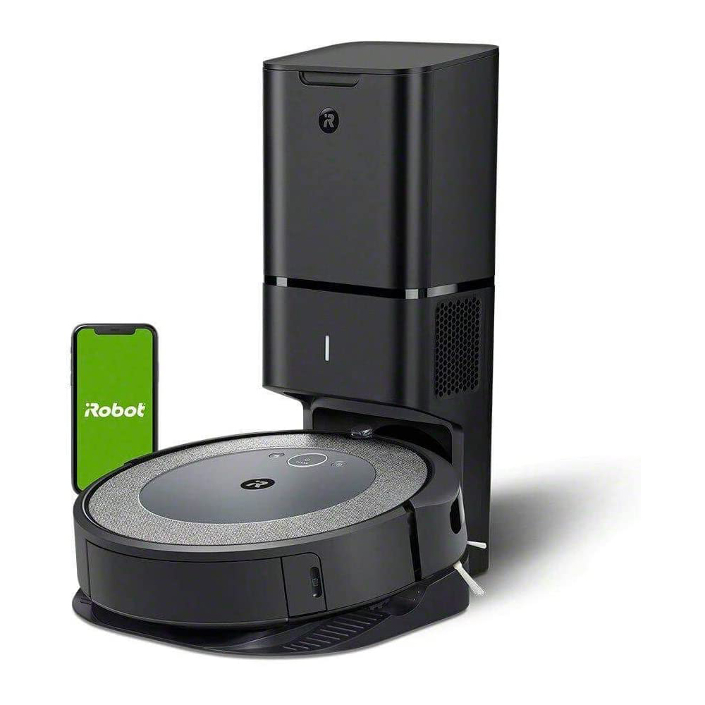 iRobot Roomba i3+ (3550) Robot Vacuum with Automatic Dirt Disposal