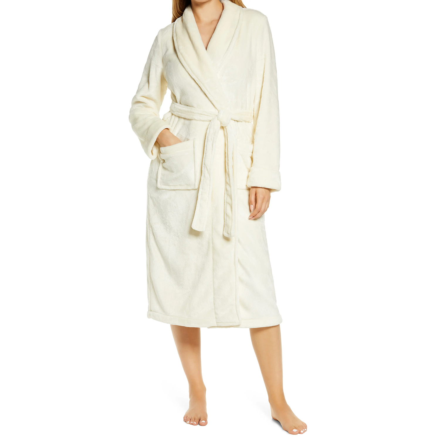 nordstrom plush robe