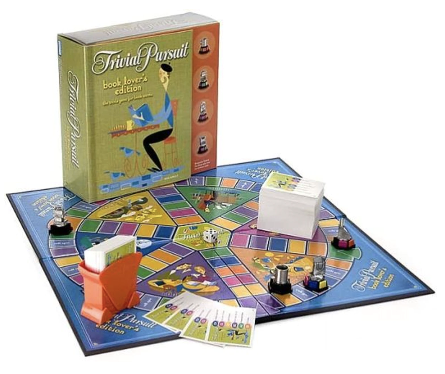 Trivial Pursuit Book Lovers Edition