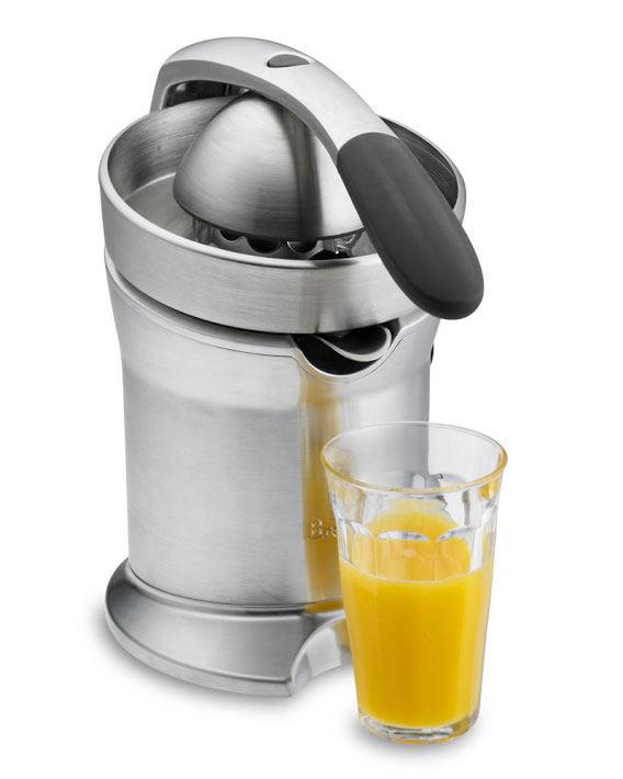 Best hostess gifts, host gift ideas - Breville Die-Cast Juicer
