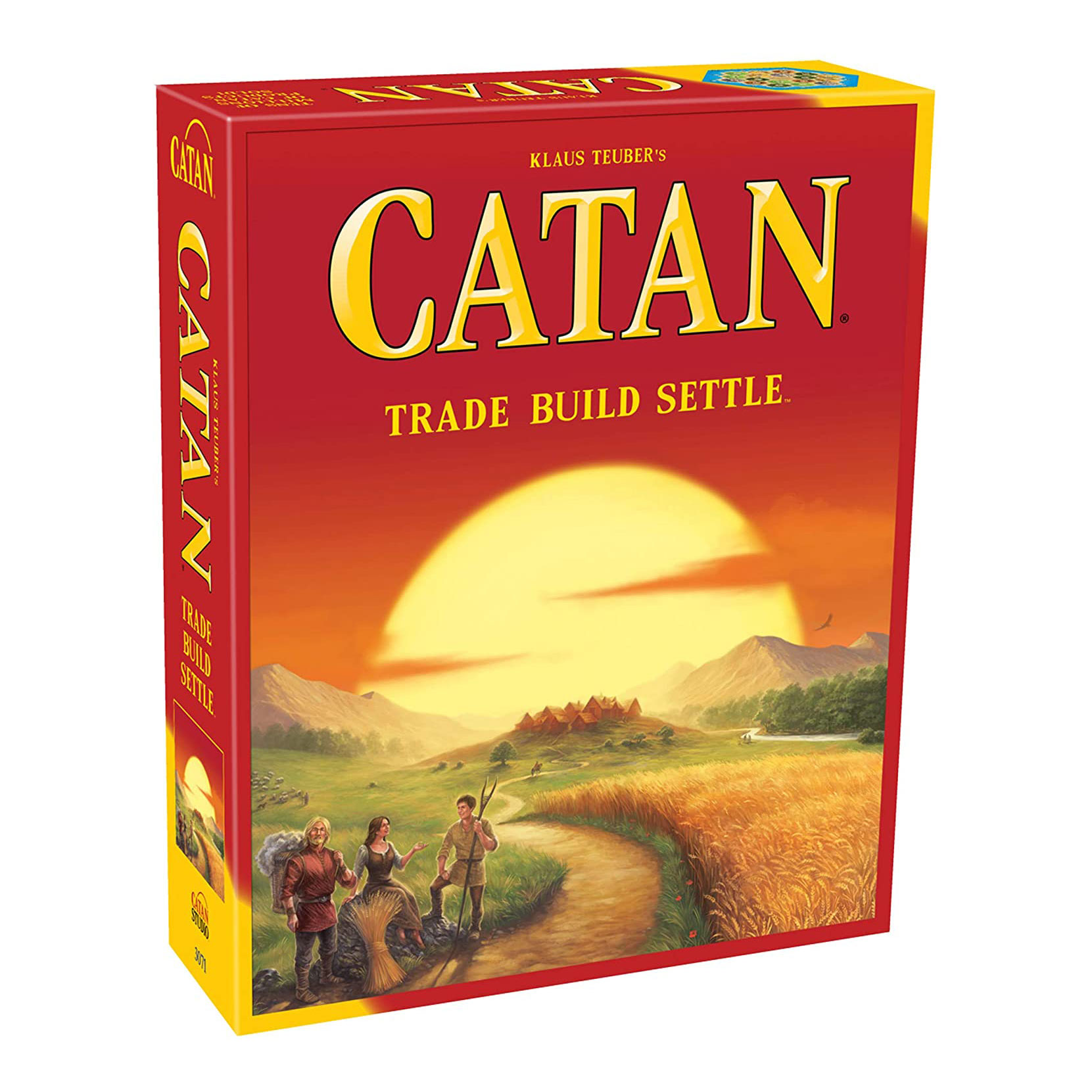 Gifts for teens and tweens - Catan the Board Game