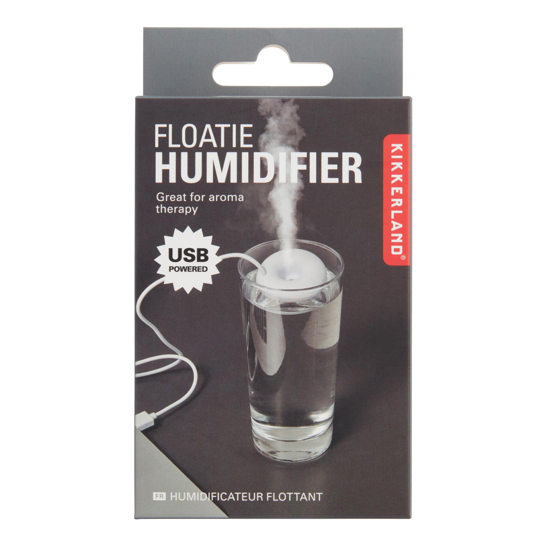 6 Clever Items (12/18/20) - Kikkerland White Floatie Humidifier