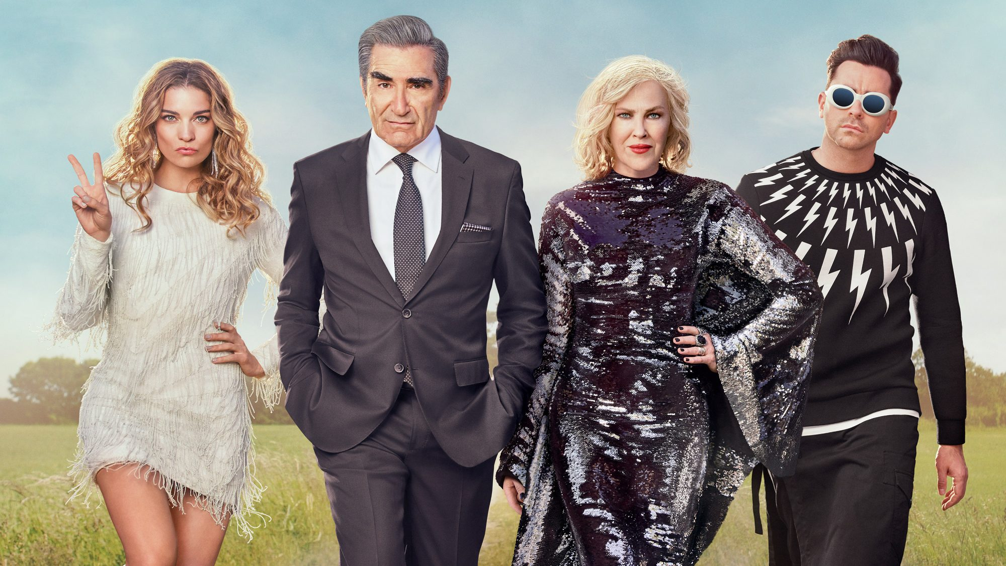 Best good shows to watch on Netflix right now in December - list and trailers (Schitt's Creek tout)
