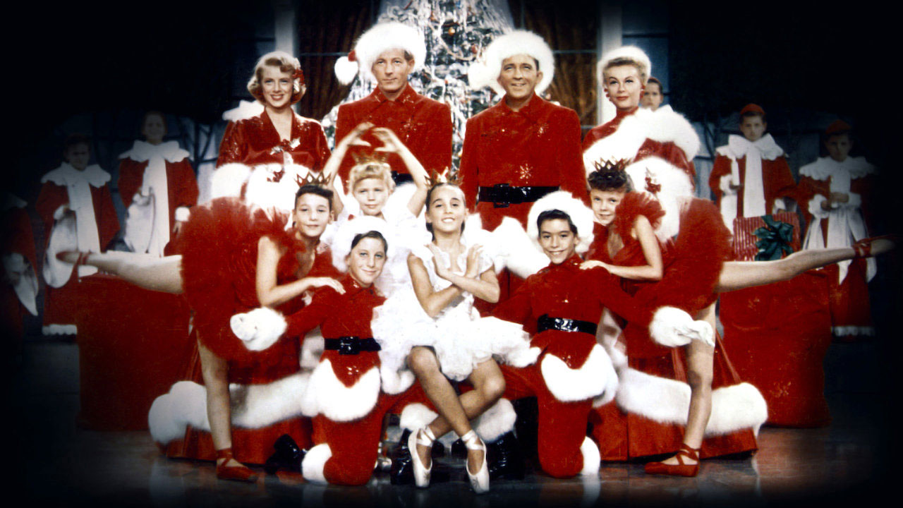 Best Christmas movies on Netflix - White Christmas