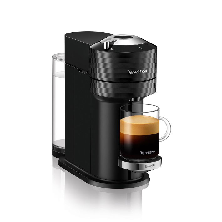 Best gifts for men, gift ideas for him - Nespresso Vertuo Next Premium by Breville with Aeroccino