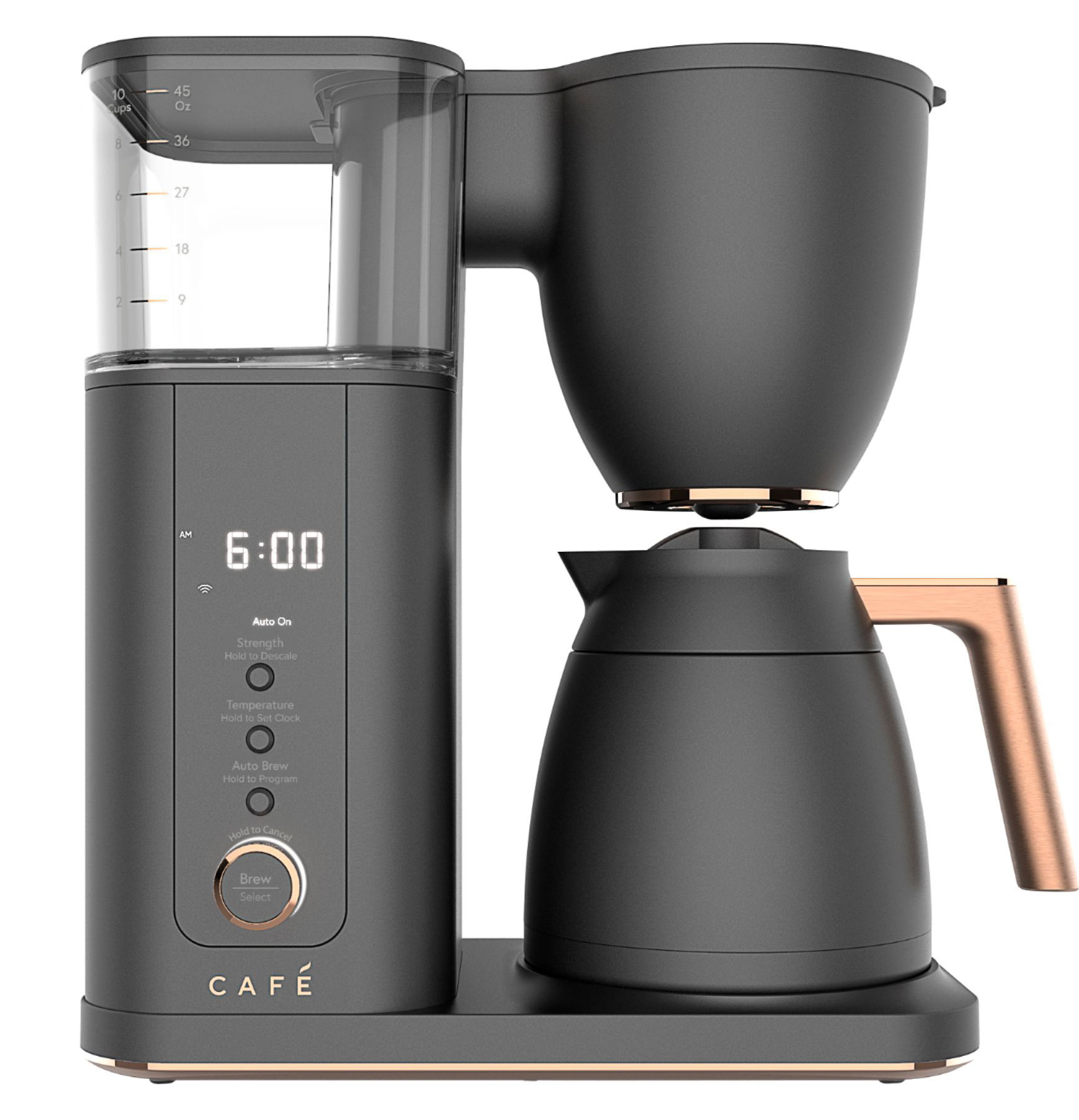 Best housewarming gifts, ideas - Café Drip 10-Cup Coffee Maker with WiFi