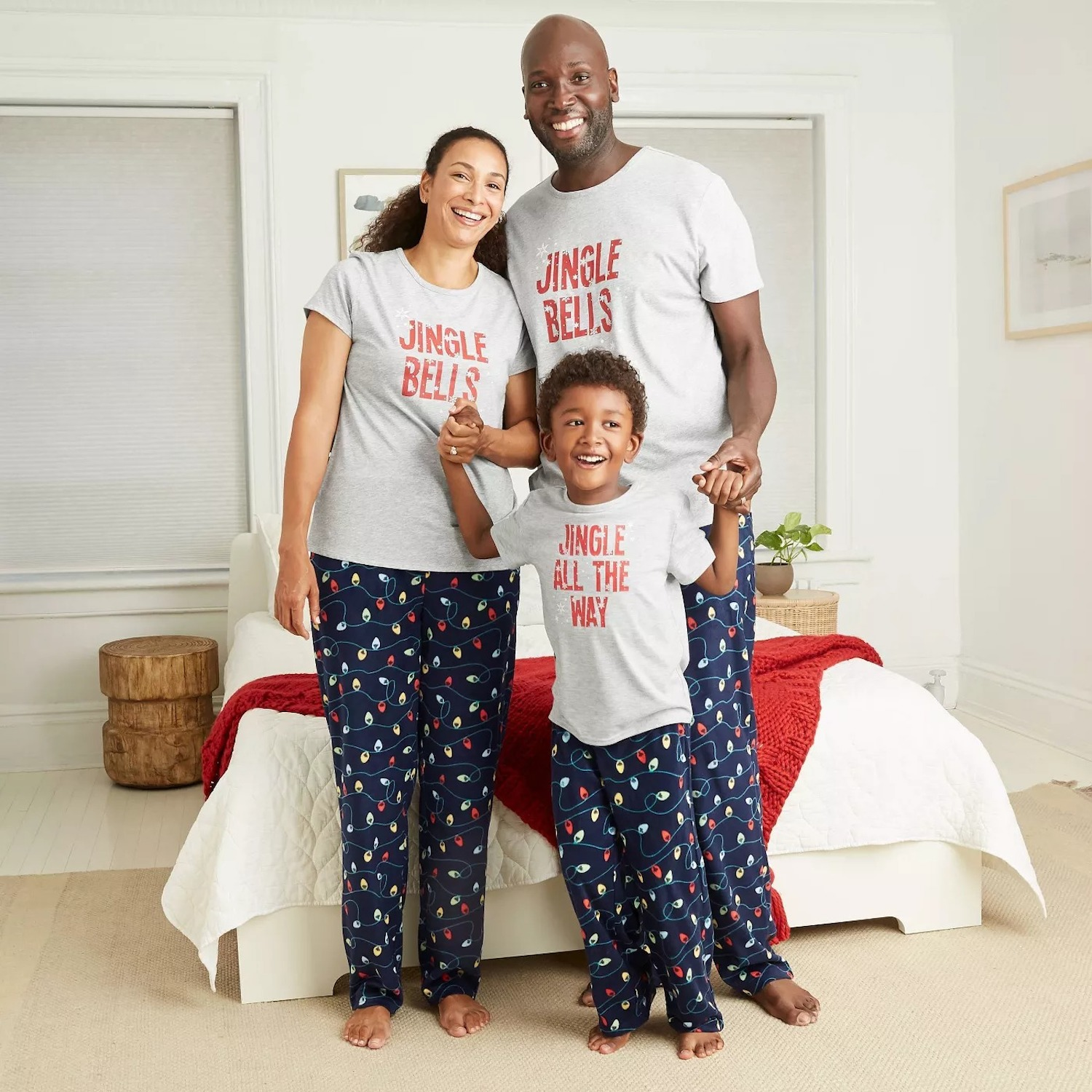 Family Matching PJS