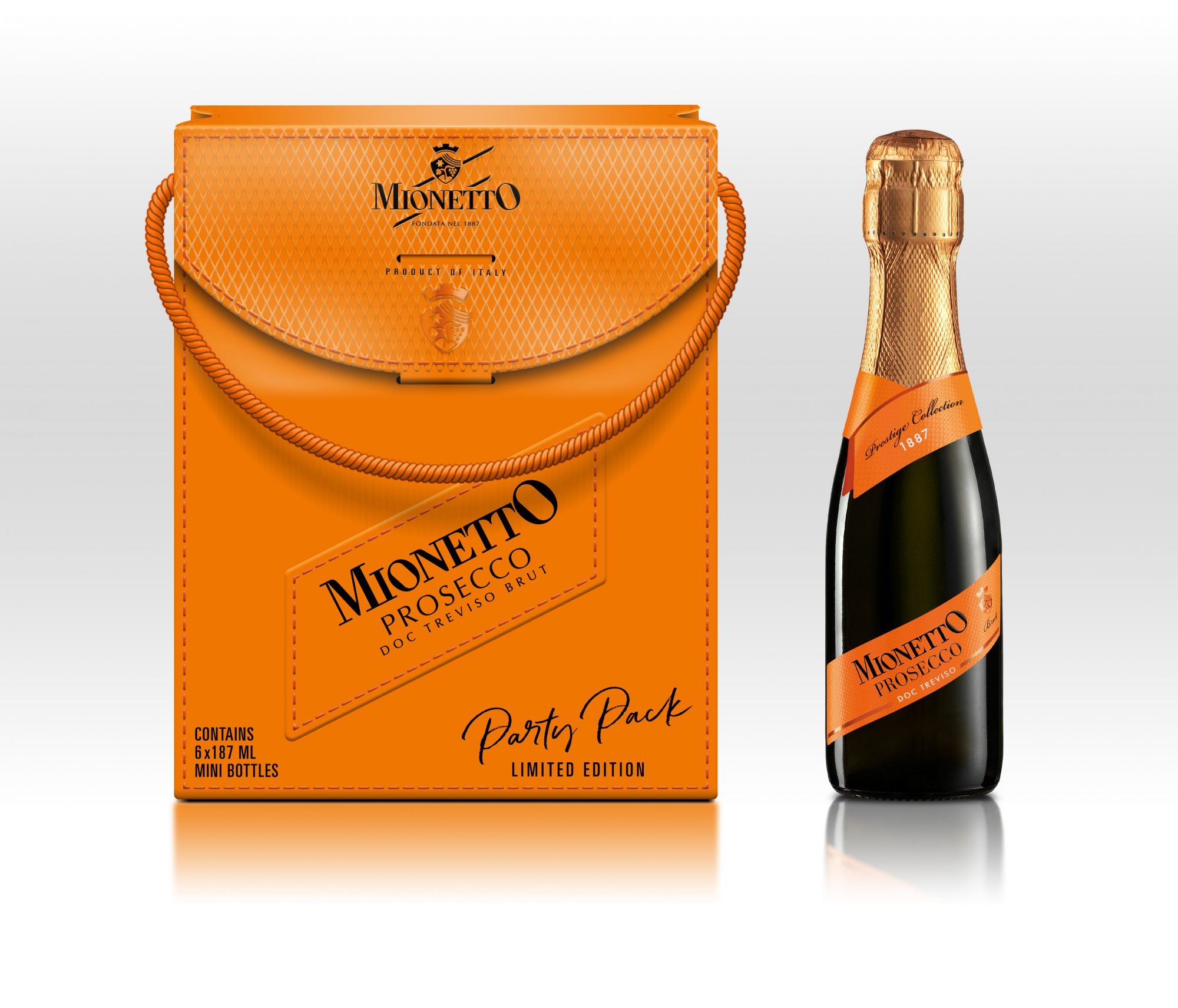 Mionetto Prosecco Party Pack