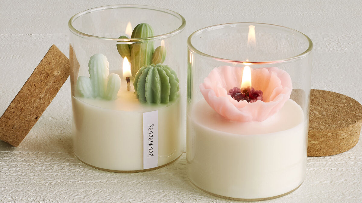 best-friend-christmas-gifts: candles