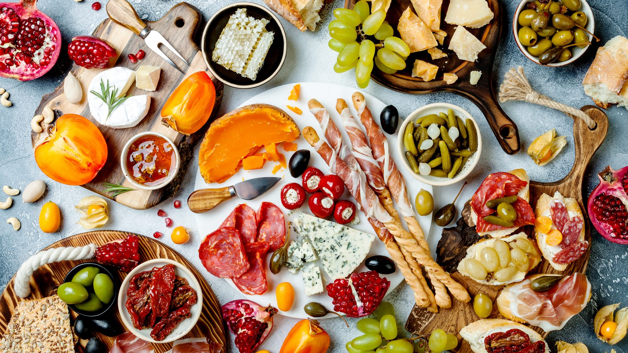 Pinterest Predicts 2021 Trend Forecast: Epic Charcuterie Boards and more trends for next year