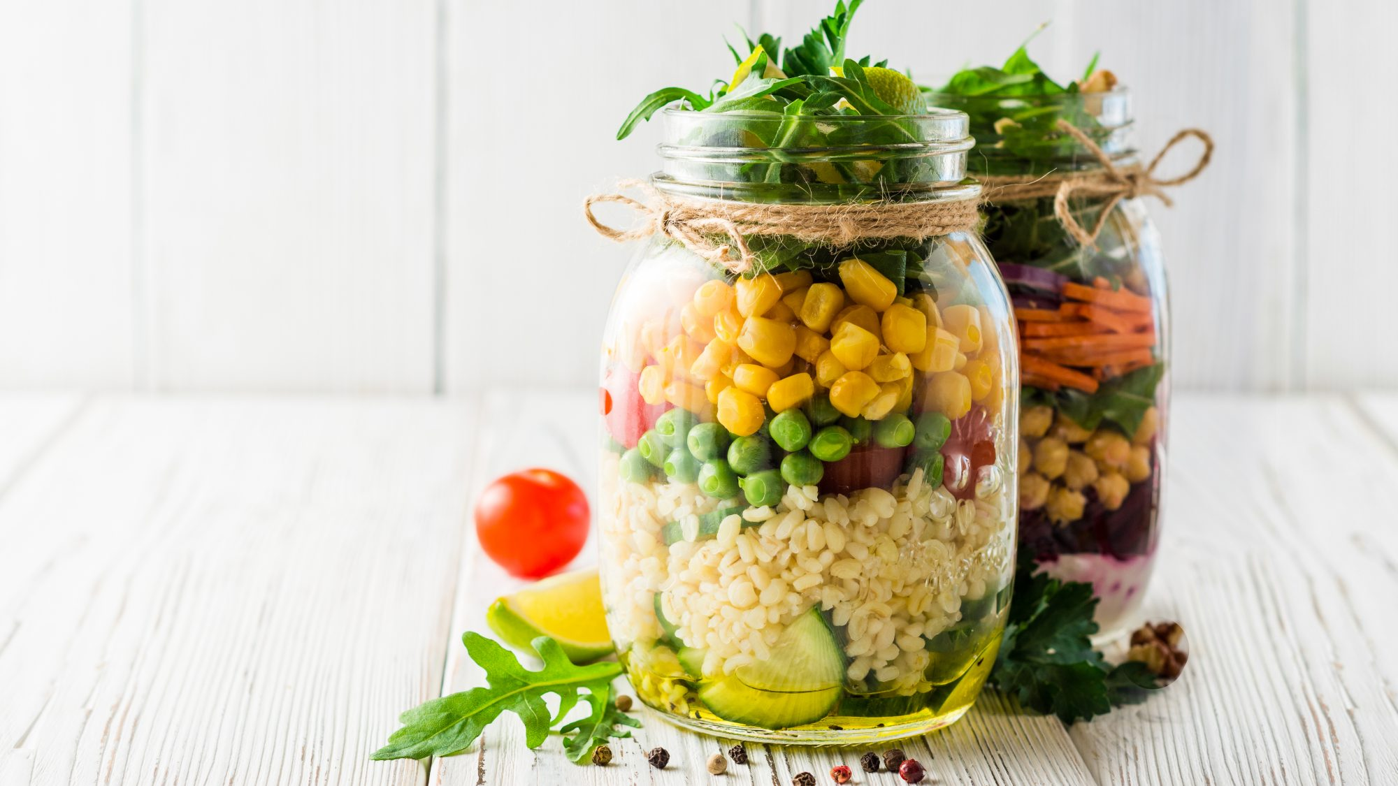 4 Mason Jar Recipes You Need To Try Real Simple