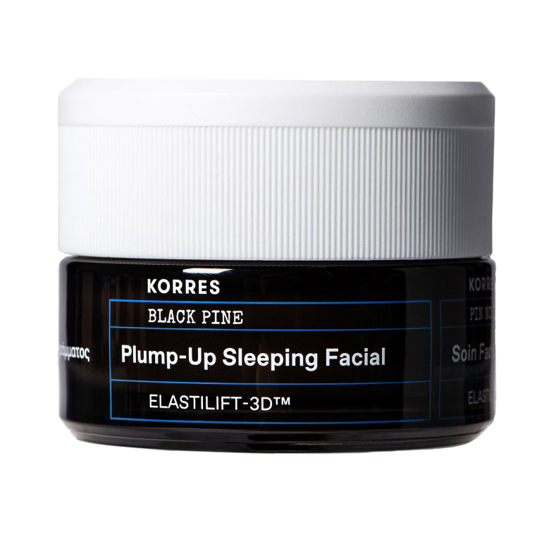 Korres Black Pine Plump-Up Sleeping Facial