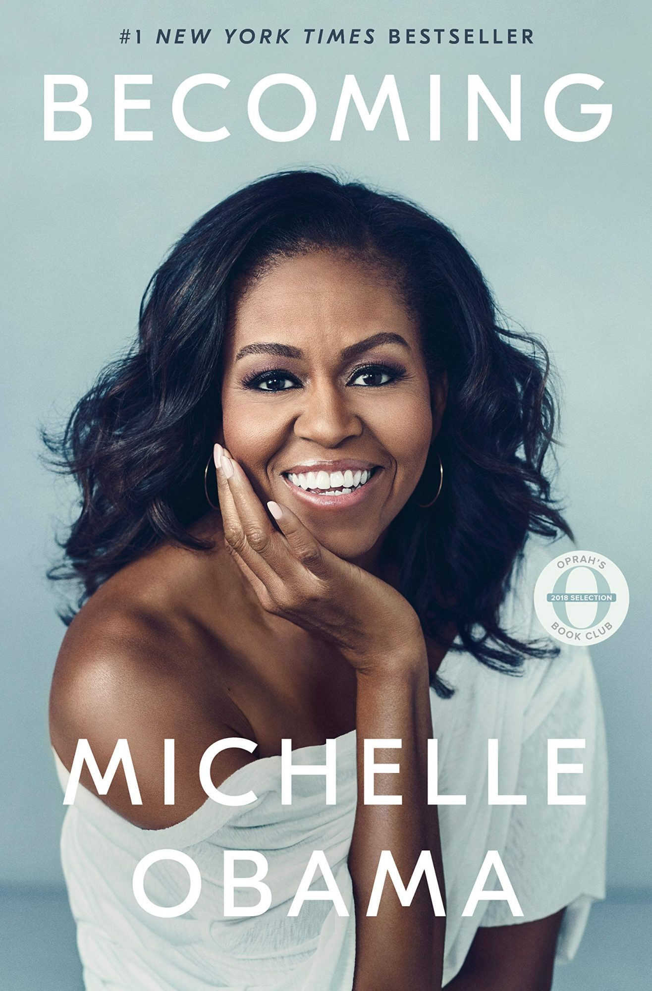 Self-Care Books, Becoming by Michelle Obama