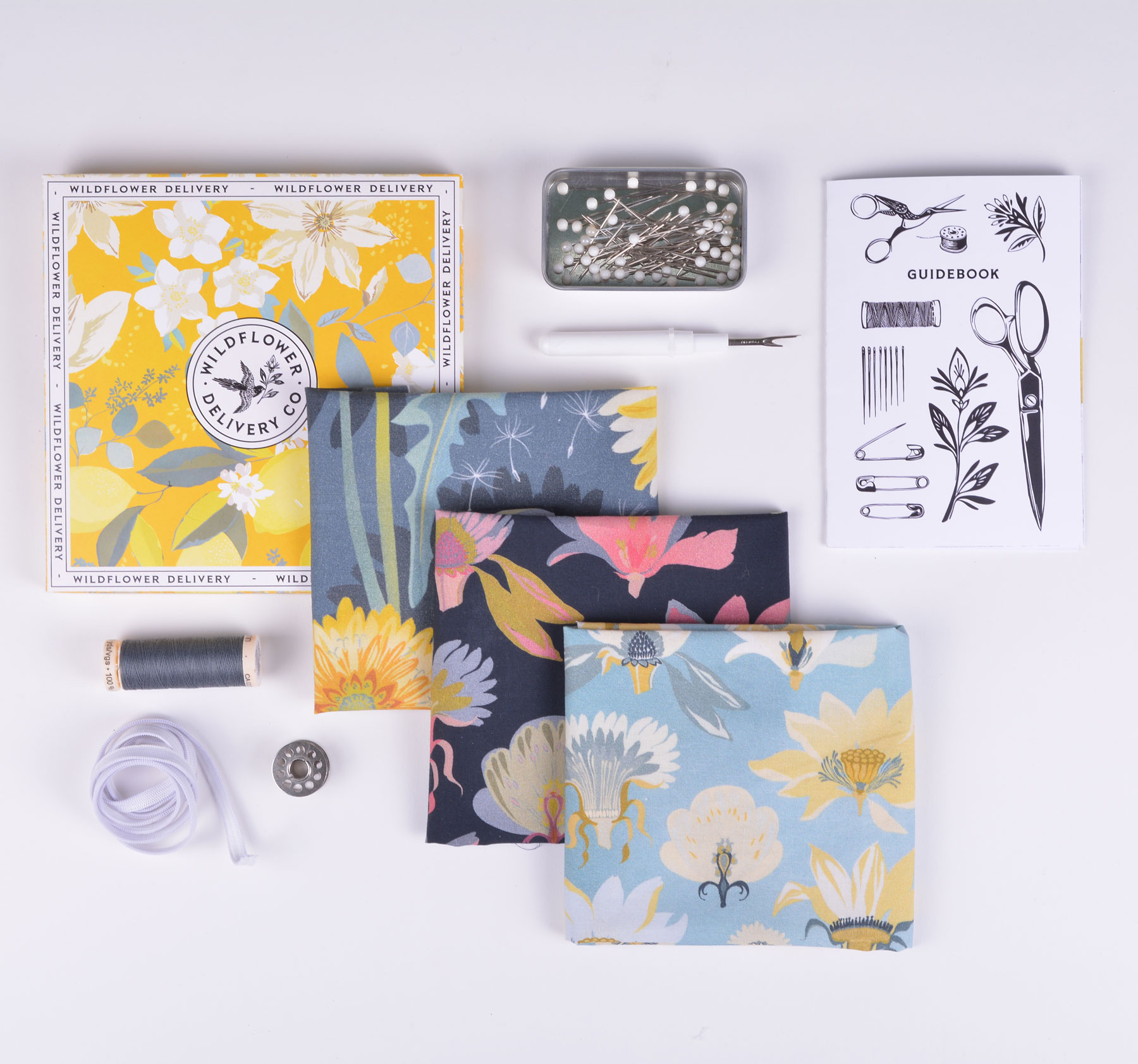 6 Clever Items (1/1/21) - 6 Clever Items (1/1/21) - Wildflower Delivery Co. Modern Sewing Kits