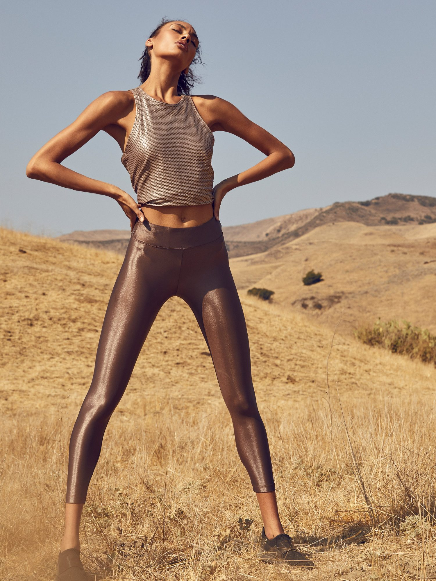 fitness-gifts-Lustrous-High-Rise-Legging-cafe