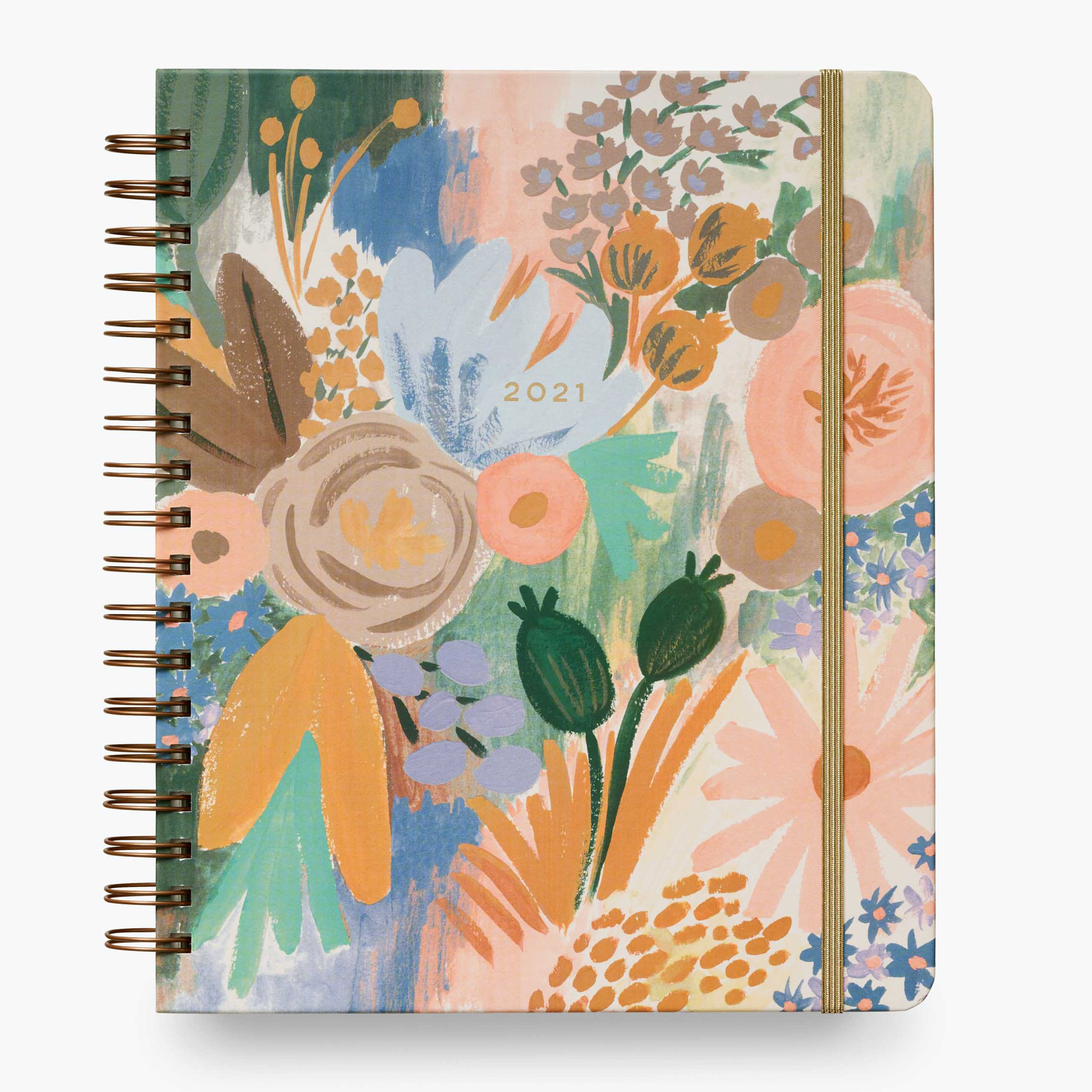 Best weekly, daily, monthly planners - Rifle Paper Co. 2021 17-Month Large Planner