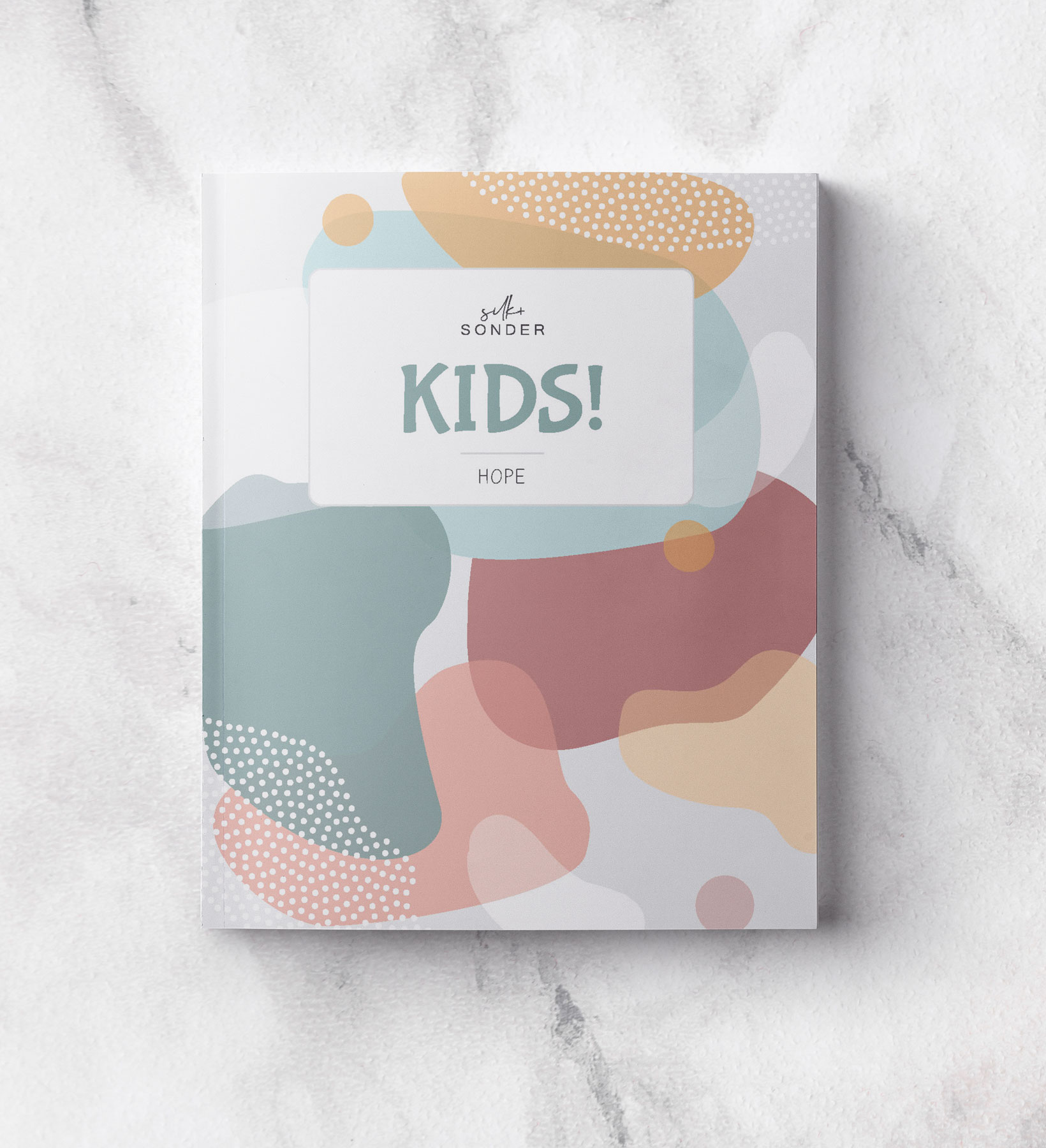 Best weekly, daily, monthly planners - Silk + Sonder Sonder Kids Monthly Subscription
