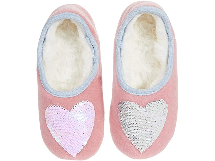 Heart Slippers for Valentine's Day for Kids