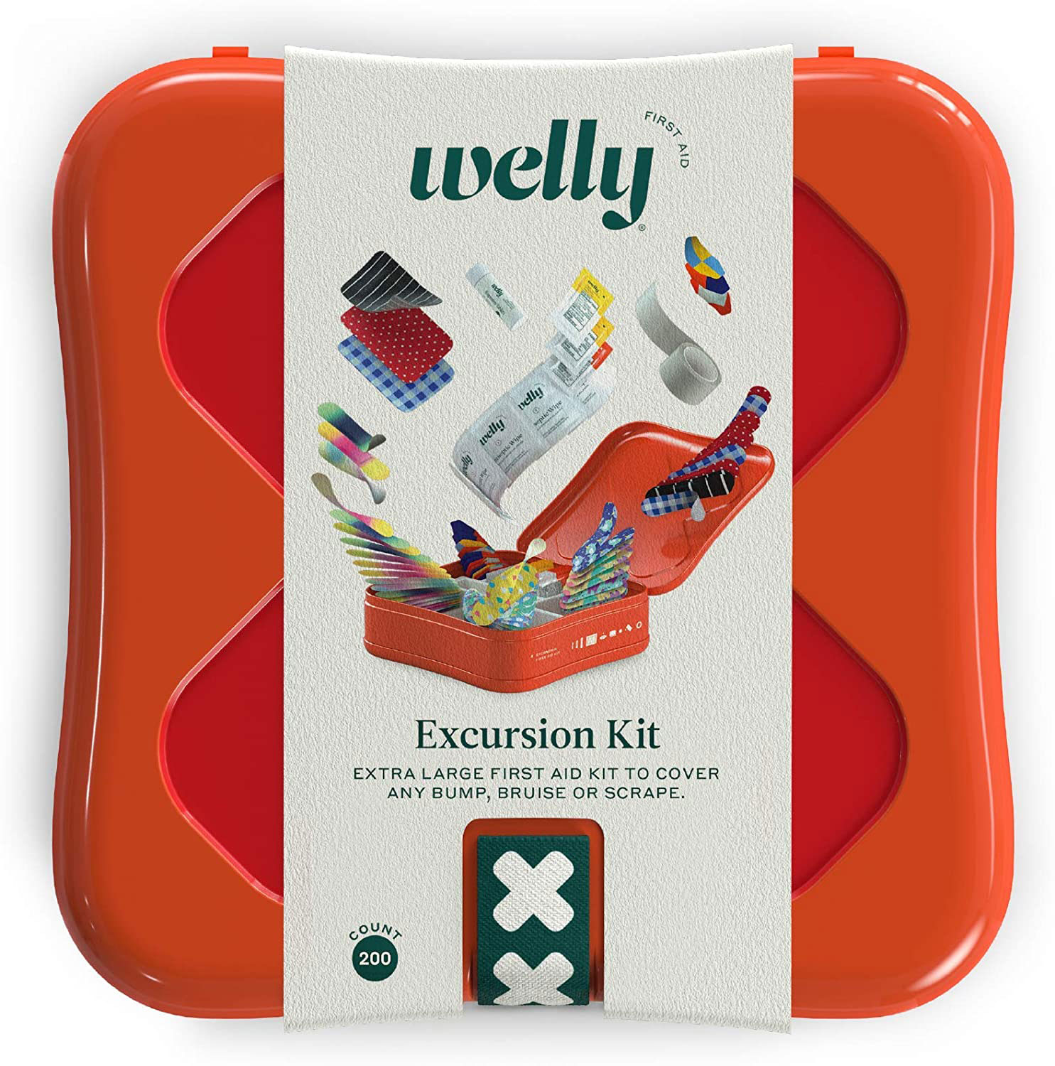 6 Clever Items (1/8/21) - Welly Excursion Kit