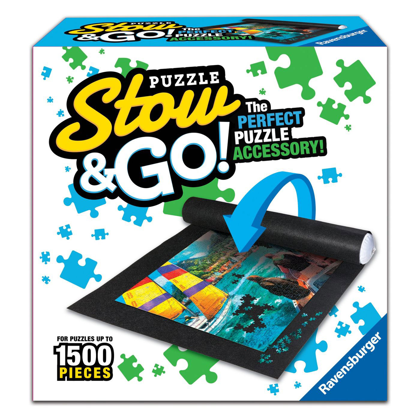 6 Clever Items (1/15/21) - Ravensburger Stow & Go! Puzzle Accessory