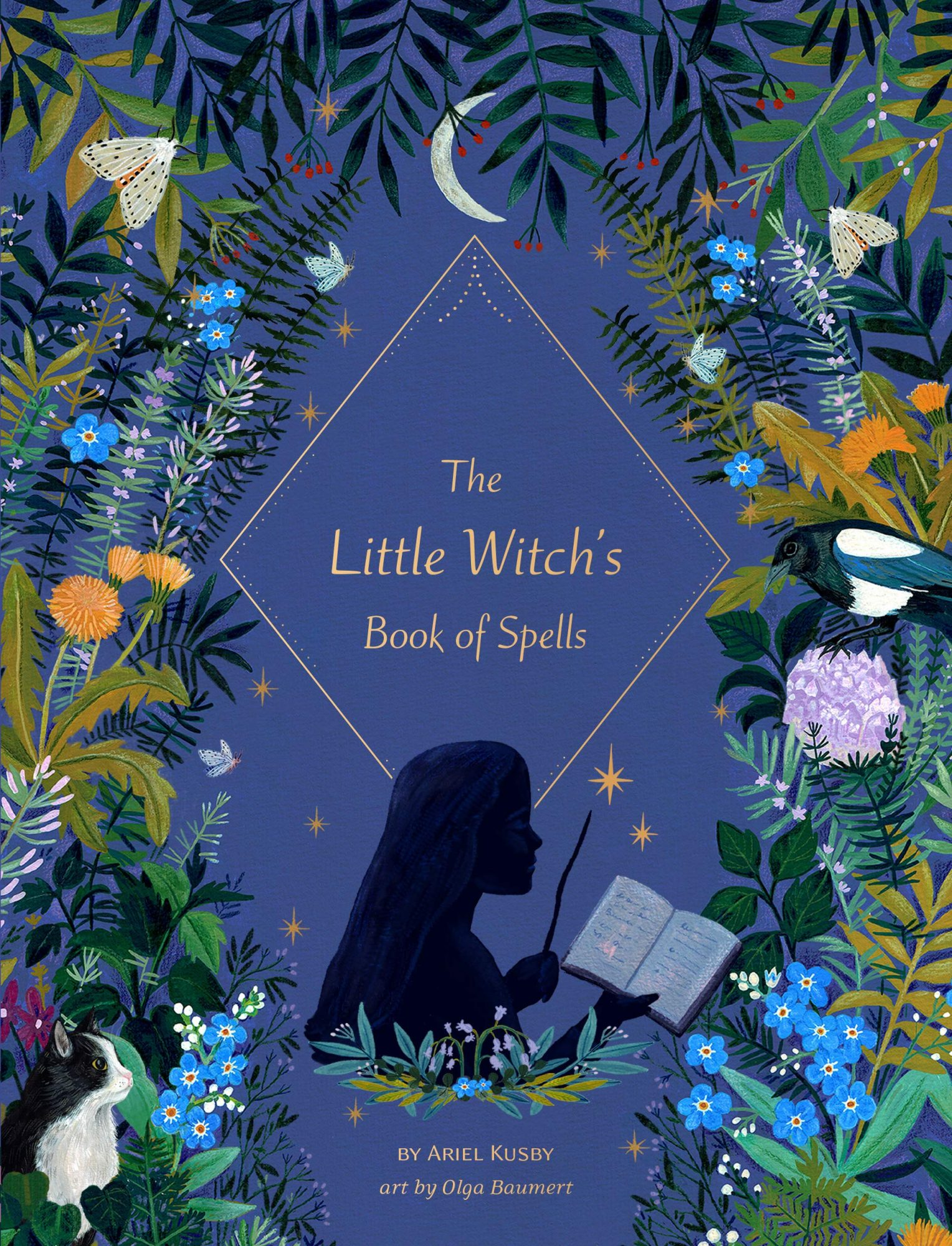 Nostalgic Books, Little Witch's Book of Spells