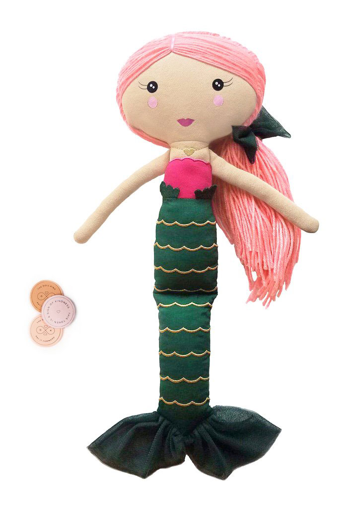 Best gifts for kids - Kind Culture Co. Shine Doll