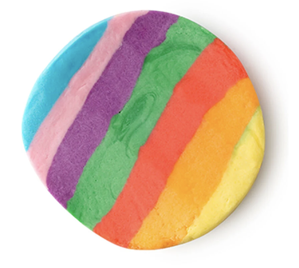 Rainbow Fun Bar for Valentine's Day Gift for Kids