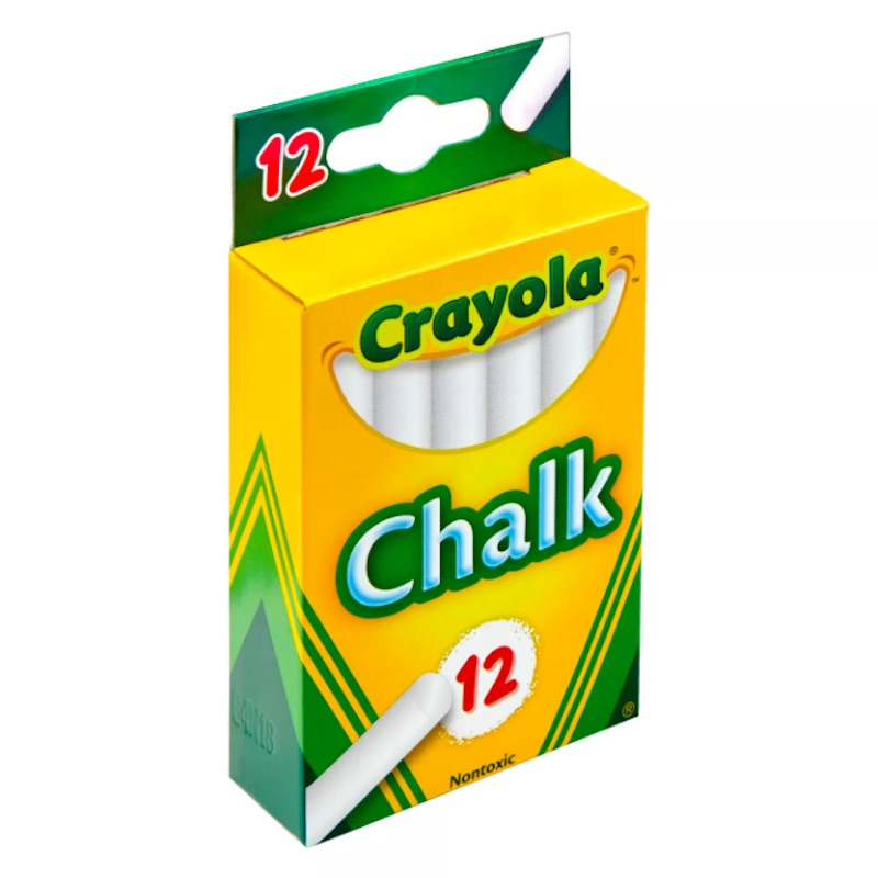 Professional Cleaners Secrets, White Chalk