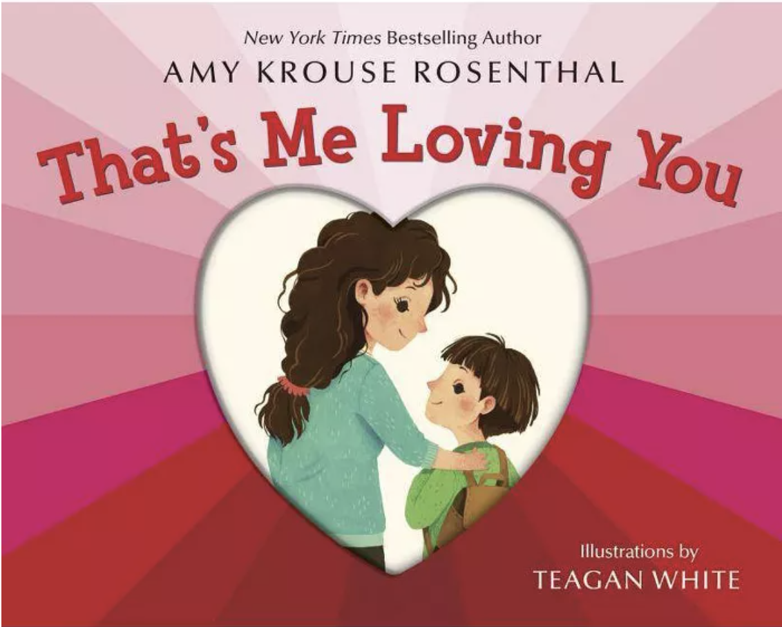 Book Gift for Valentine's Day