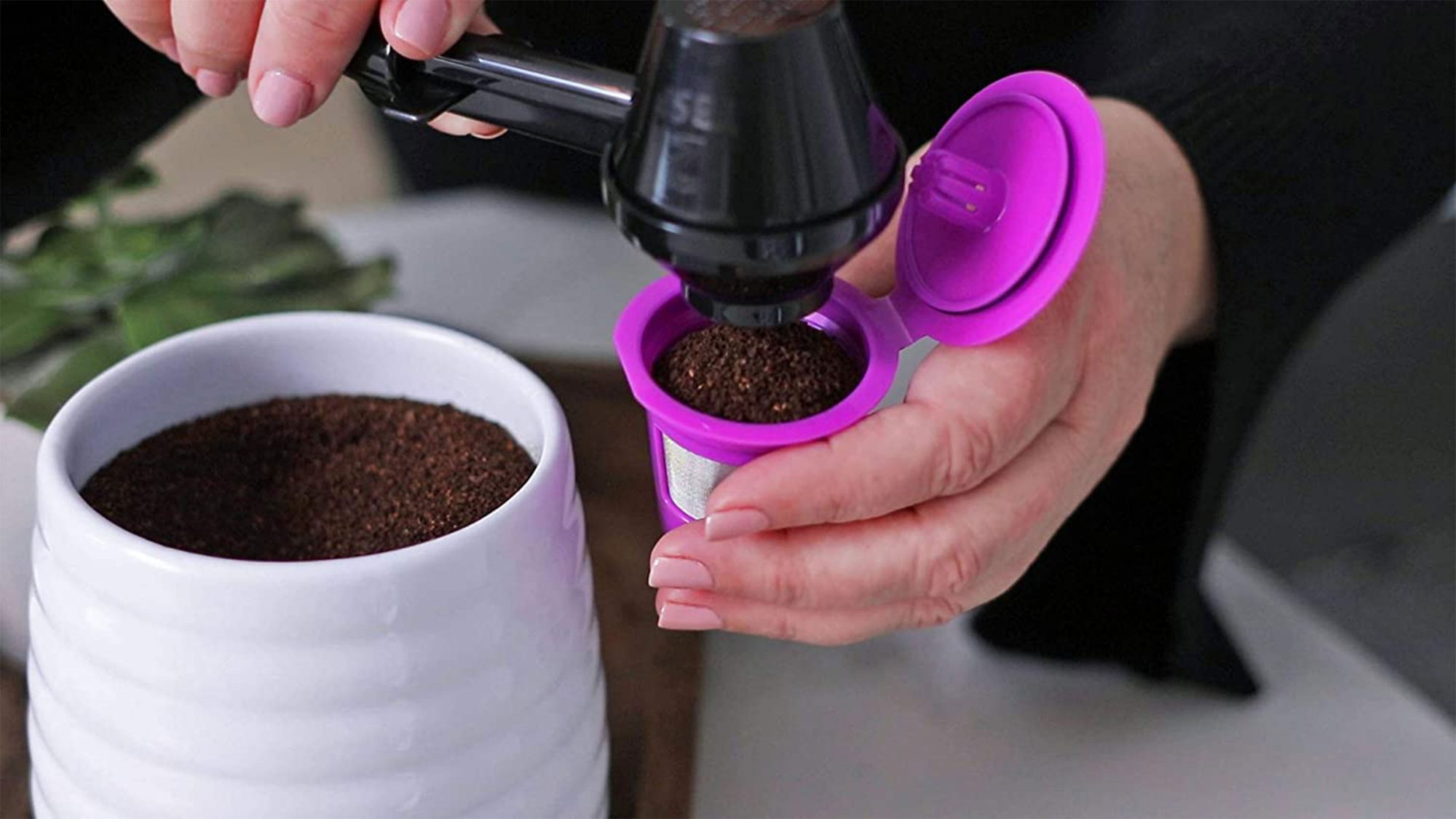 k-cup coffee filter