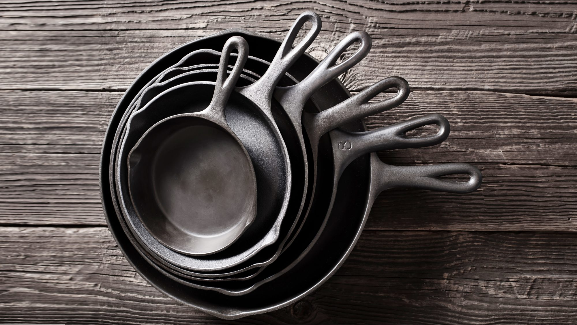 How to season and clean cast iron skillets - guide, video, and steps