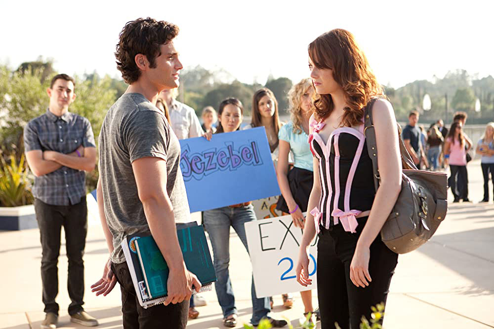 Best romantic movies on rom-coms on Netflix - Easy A