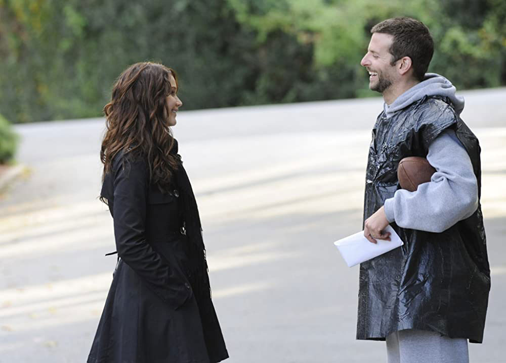 Best romantic movies on rom-coms on Netflix - Silver Linings Playbook