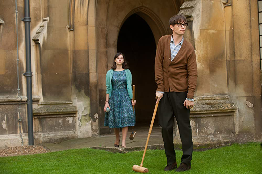 Best romantic movies on rom-coms on Netflix - The Theory of Everything