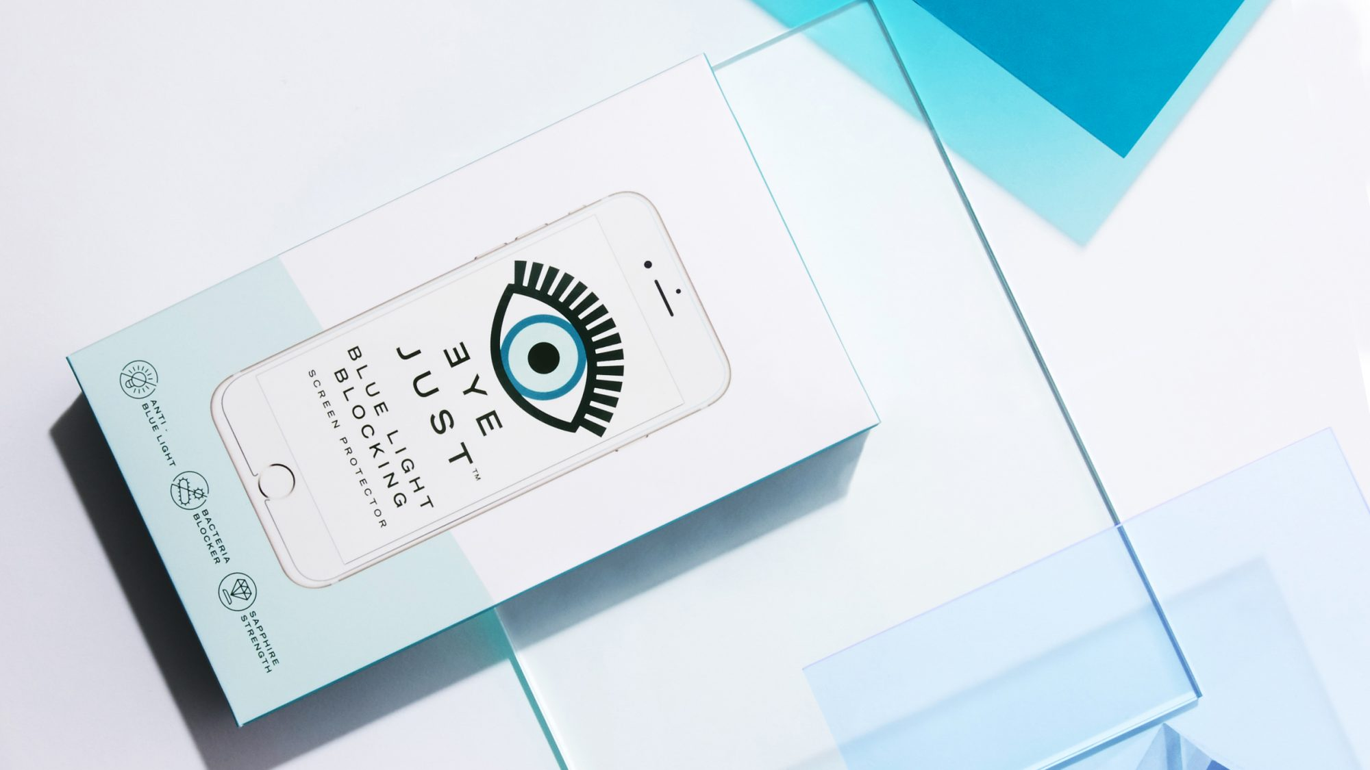 Research Finds Blue Light Screen Protectors Can Actually Save Your Sleep From Screens: EyeJust and SleepScore Labs blue light blocking screen protector study