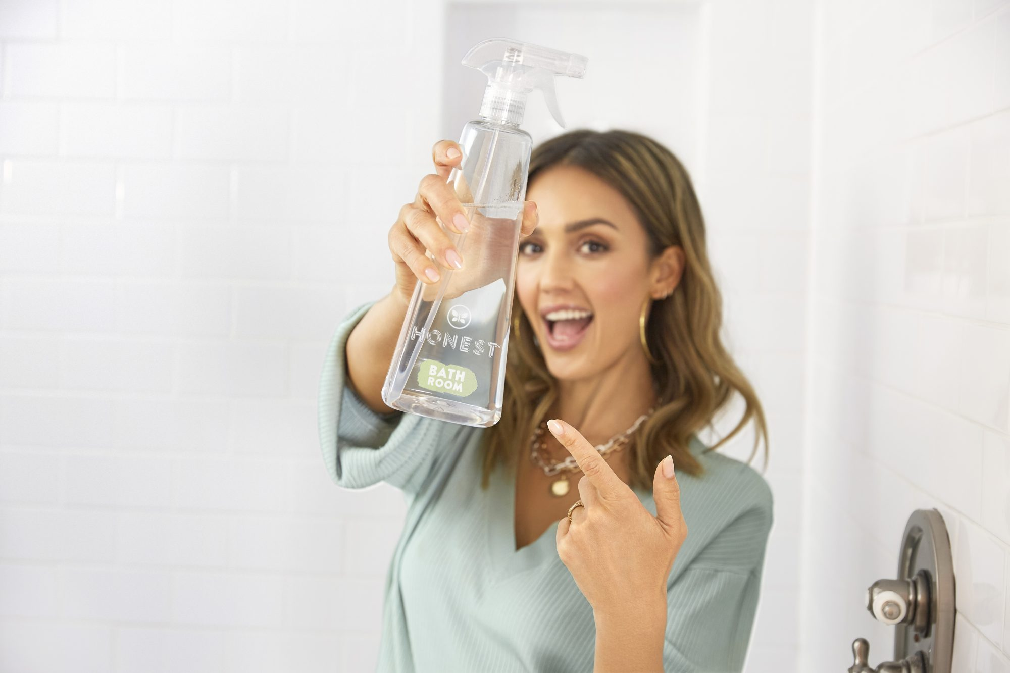 Jessica Alba Honest Conscious Cleaning Collection