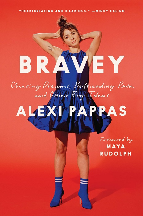 Bravey Book Cover