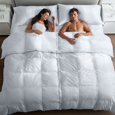 Sleep Number CREATE YOUR PERFECT COMFORTER