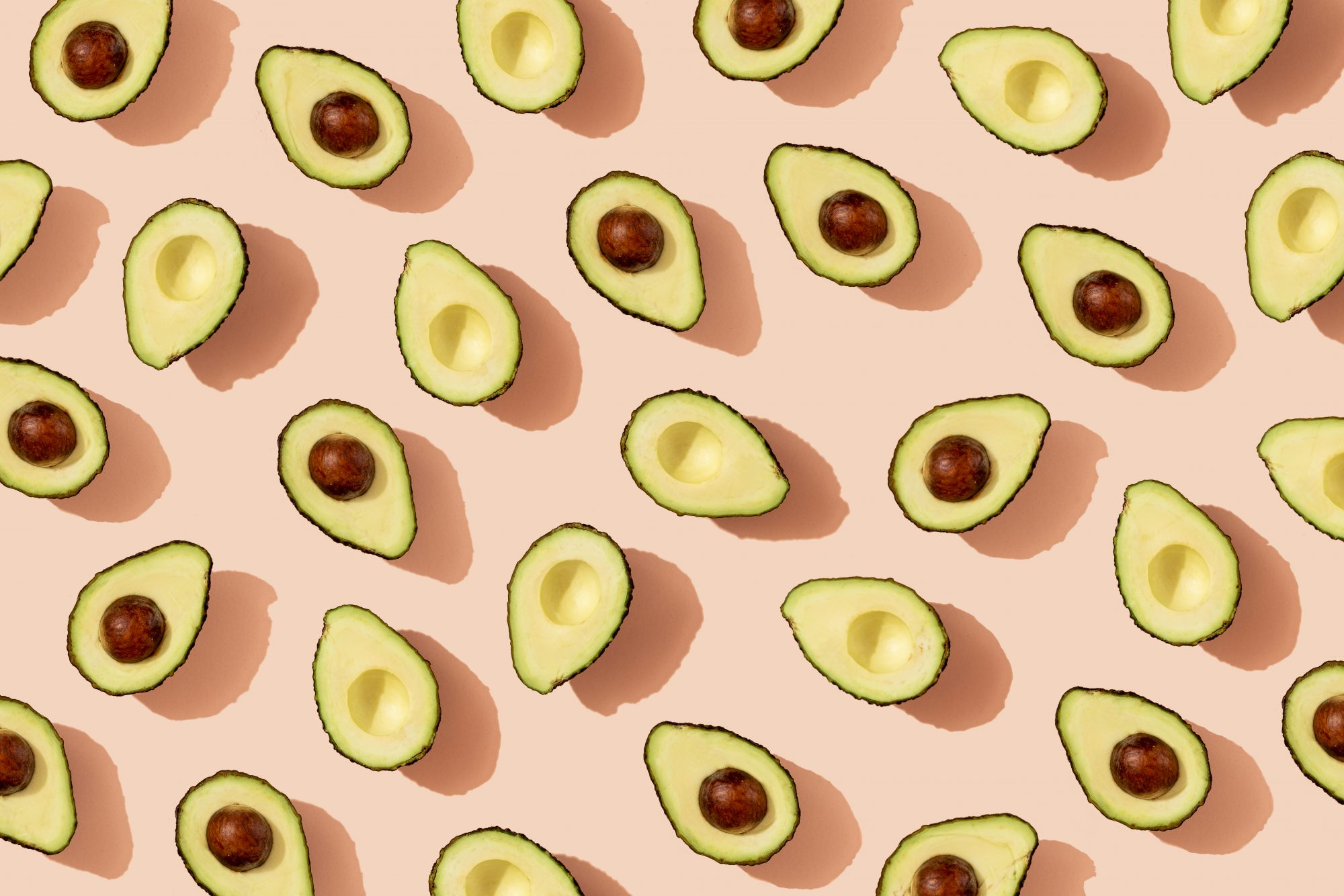 Easy avocado recipes - avocado collage