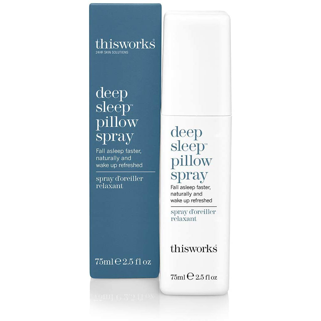this works pillow spray