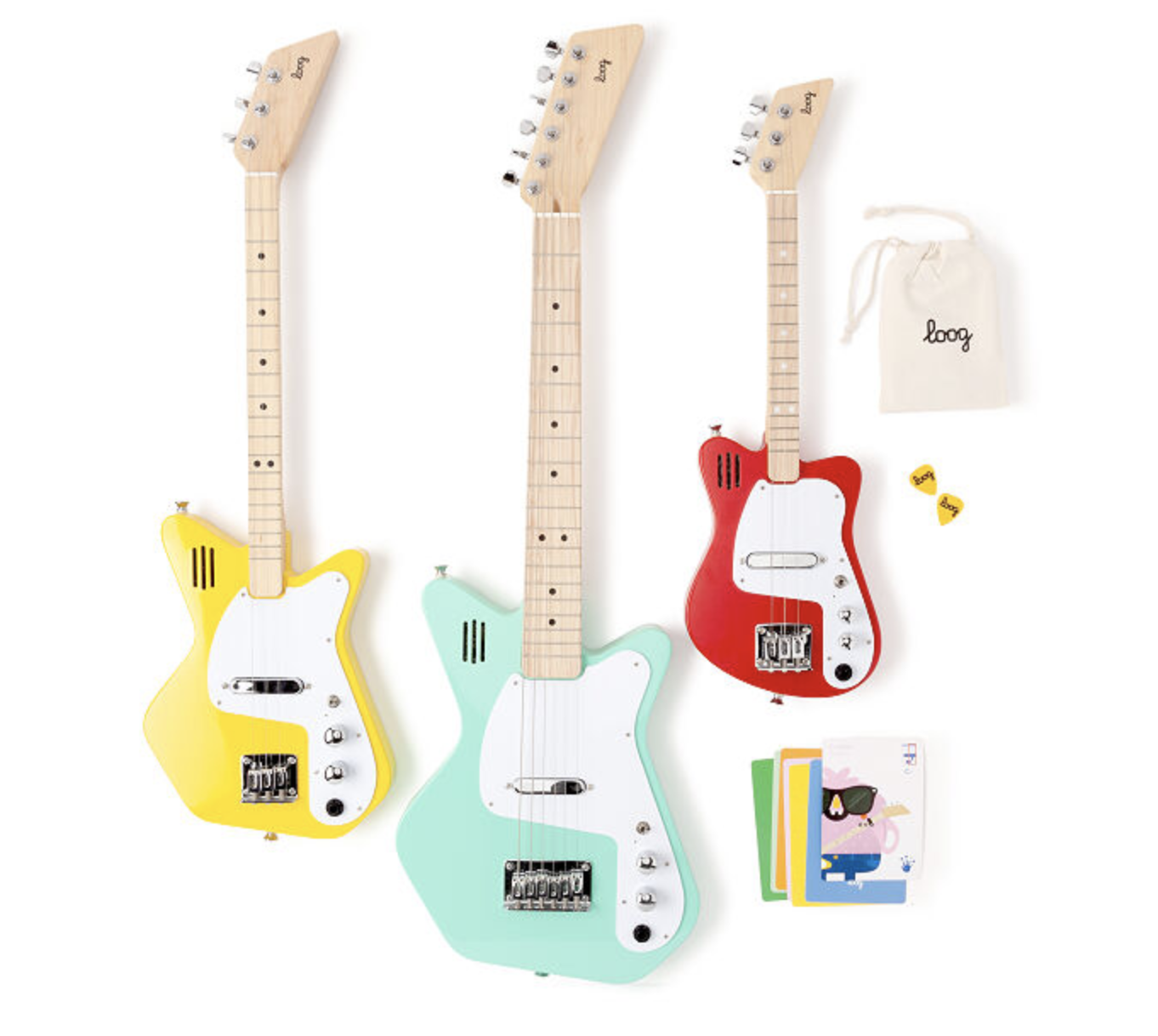 Electric Guitars for Kids' Gifts