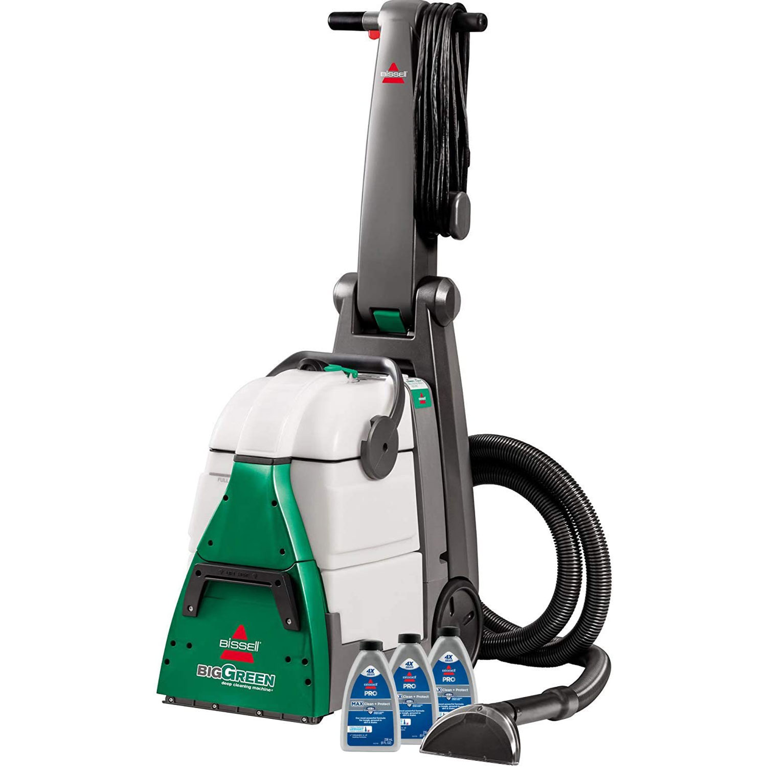 bissell green vacuum