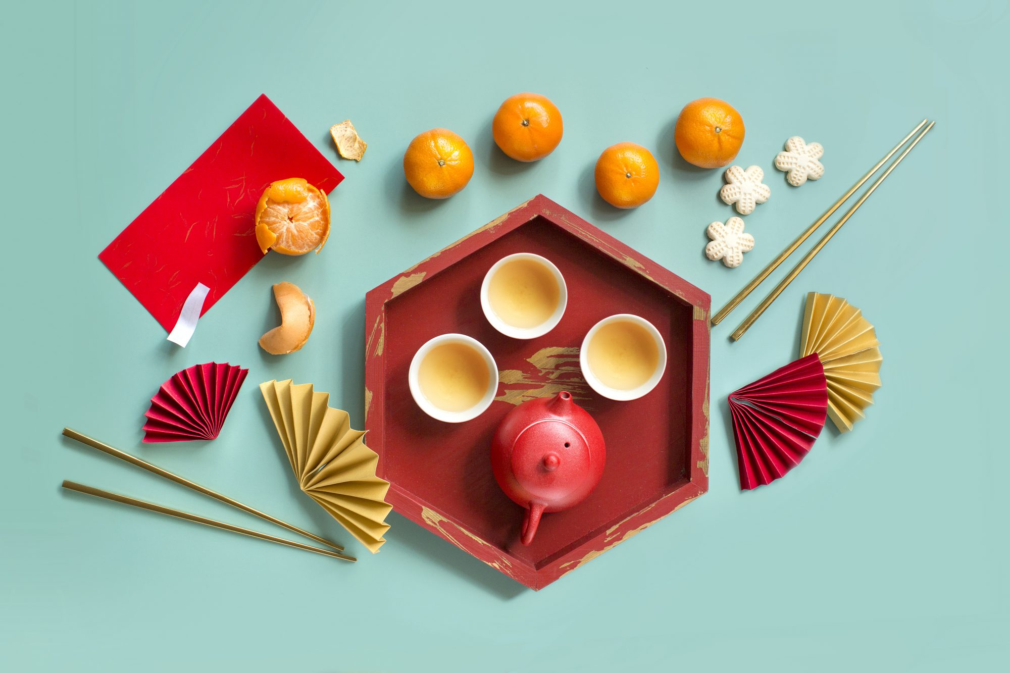 Chinese New Year - creating a feast guide