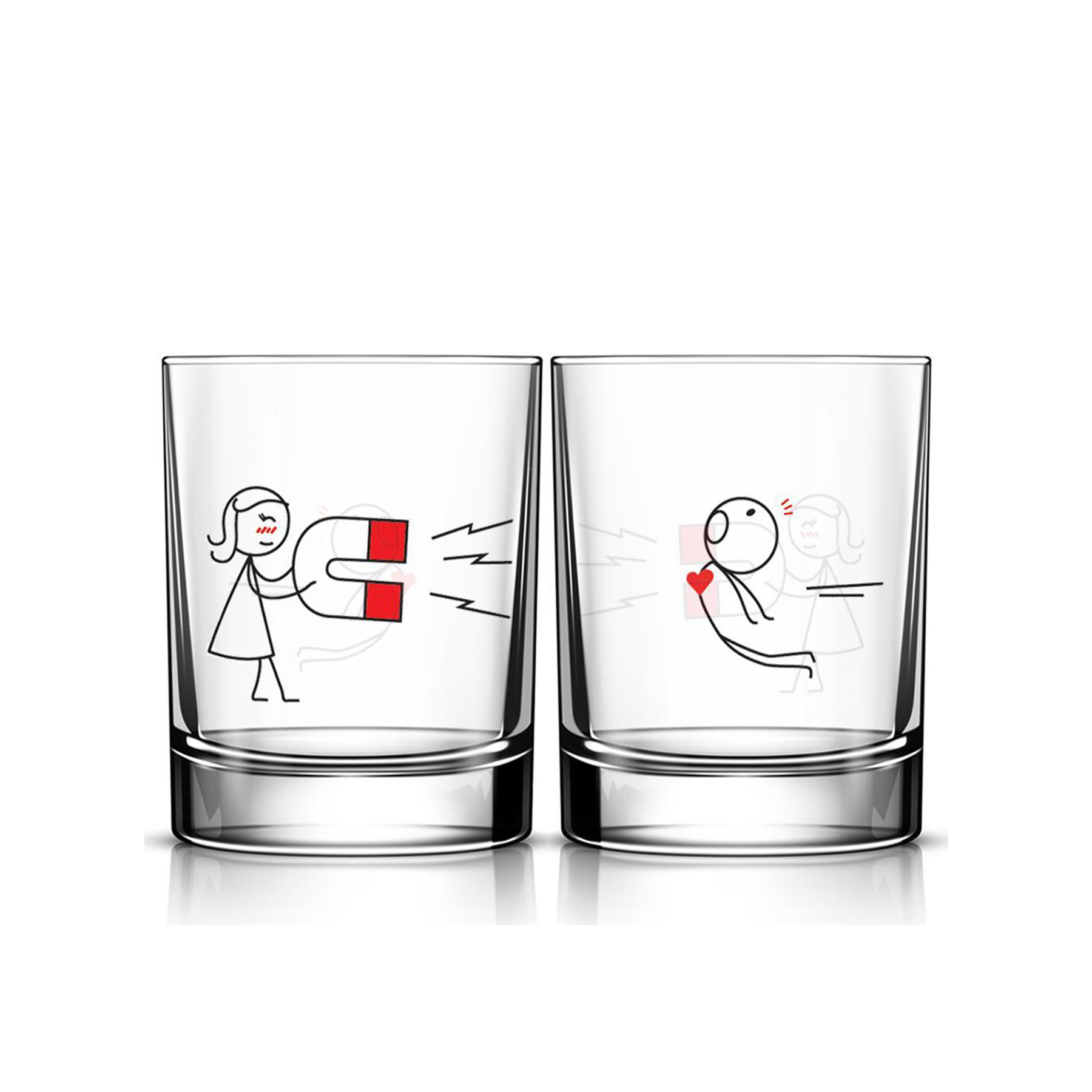 Funny Valentine's Day Gifts 2021: Boldloft You're Irresistible Glasses
