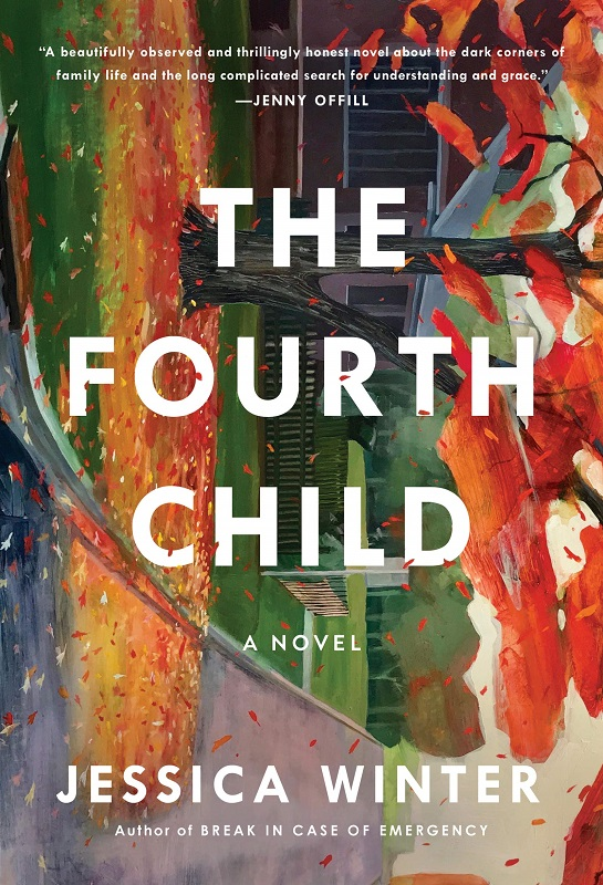 The Fourth Child Book Cover