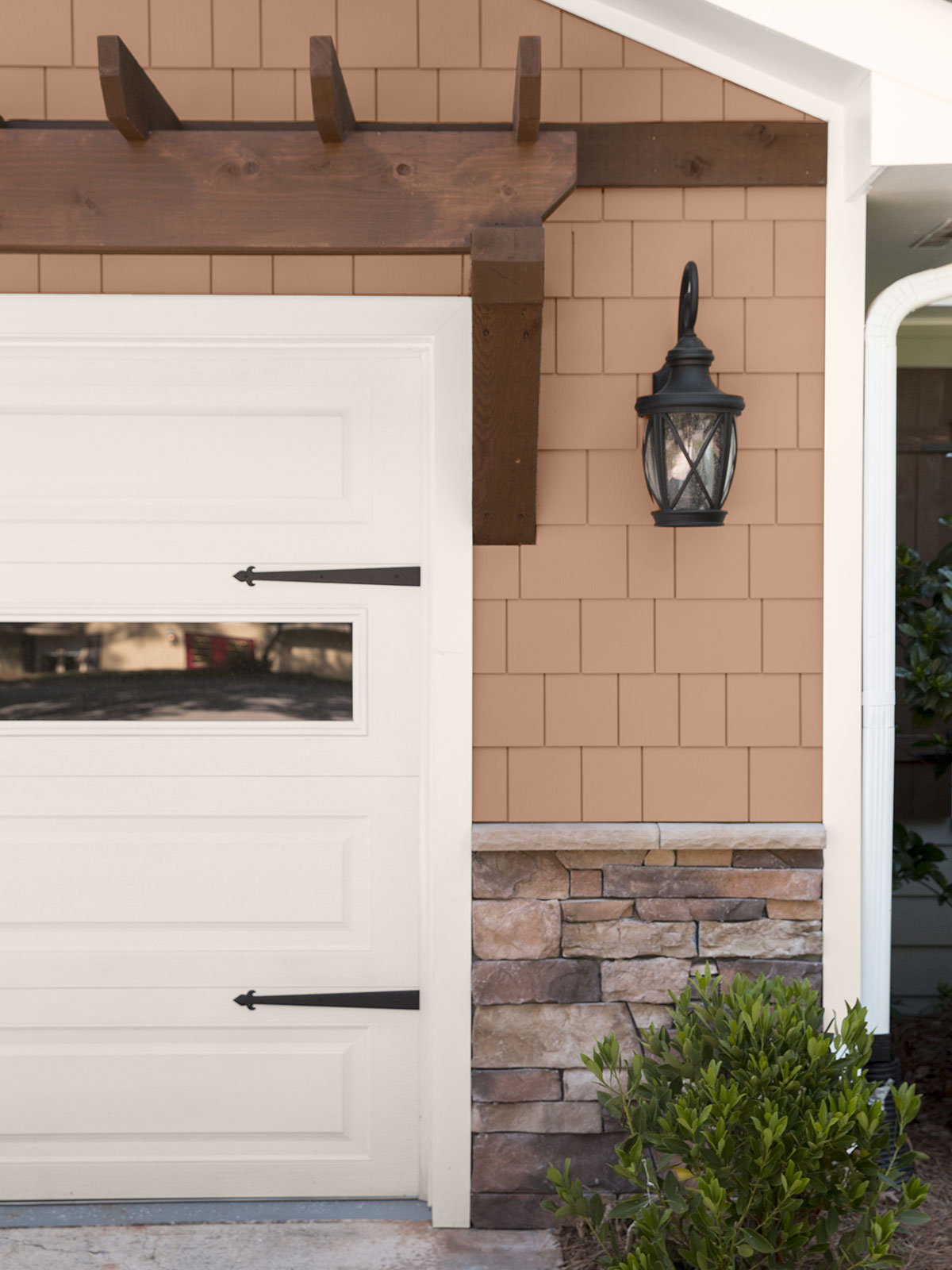 Behr Color of the Year 2021, Canyon Dusk Garage